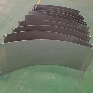 Wedge Wire Sieve Screens