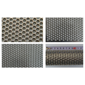 Punching Plate Sintered Net